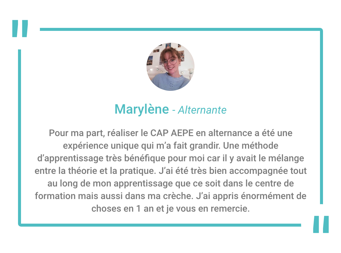 Marylène - témoignage
